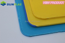 PP Hollow/Corrugated sheet with Sealed Edge and Round Corners for Bottle packing layer pads