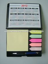 HL-808 Hard Cover Memo Pad