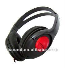 Isound fashionable DJ MP3 headphone