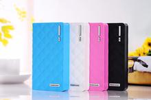 Famous brand custom super slim mobile portable power bank 4000 mah for promotion item