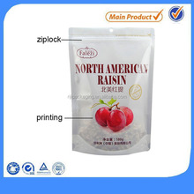 Popular custom printed nylon fresh vegetable packaing bags