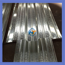 high strength factory produced corrugated metal decking/metal roof deck/metal decking sheet