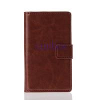 Crazy Horse Skin Pouch Case Leather Cover Flip Wallet Case for LG L3 L5 L7 L9 G2 G2 Mini G3 L90 Nexus 5
