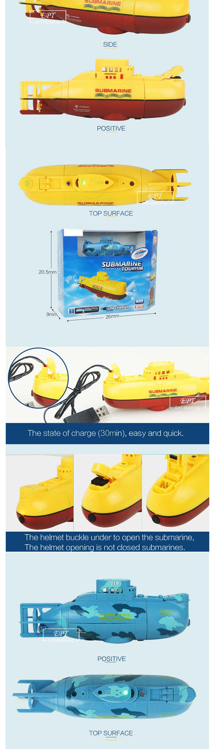 Mini rc toys boat waterproof remote control submarine.jpg