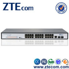 Made in China Supplier 24 poe power over ethernet extreme poe switch