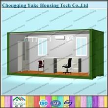 Fresh comfortable prefabricated homes/house plan