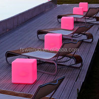 Bar Mood Light Cube /Landscape Lamp/ Led Chair