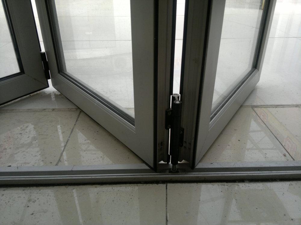 Design moderne norme australienne en aluminium portes for Norme porte interieur