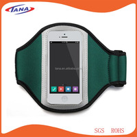 Promotion gift mobile phone case waterproof neoprene sports armband running