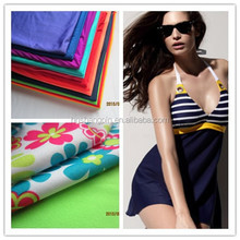 80 nylon 20 spandex swimwear fabric