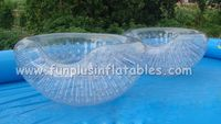 inflatable water games China factory inflatable water bubble zorb ball F7011(3)