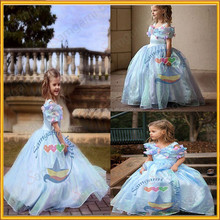 baby 2015 frock summer new fashion cinderella dress for girl,long dresses for wedding party,sexy girl cinderella dress