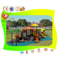 Rubber tiles outdoor playground TX-12001