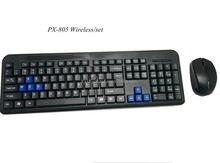 2.4G wireless keyboard mouse combo