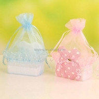 2015 Non Weave Baby Gift Bag Cute Baby Shower favors Candy Bag For Wedding