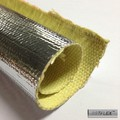 de aluminio de la tela de kevlar