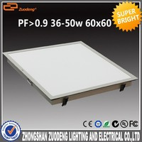 hot sale 600x600 back light 36w 50w LED ceiling panel light china product