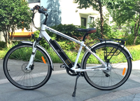 2016 newest 700CC city daily electric bike with 8 fun motor
