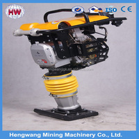 portable gasoline tamping rammer,hot sale shocking rammer