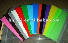 2012 hot sale PP plastic sheet