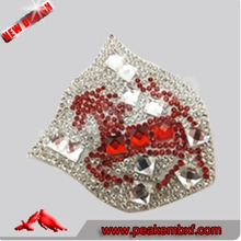 Bling Bling Rhinestone Mesh Trimming for Wedding Veils And Accessories Rhinestone Mesh for Garment Accessories and Bags