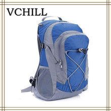 2015 blue fashion sport double shoulder day bag camping sports bag
