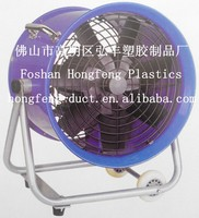 pvc material fire retardant flexible duct form chinese supplier