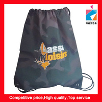 Drawstring Backpack Cinch Sack Tote Gym Bag Sport Pack Duffle Bag