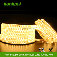 Guangzhou ce rohs approved custom length SMD2835 flexible 9v led waterproof light strip for clothes