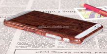 2015 China new arrival wood carbon fiber phone case cover for iPhone 6,eco-friendly and luxury hot-selling case for iPhone6 case