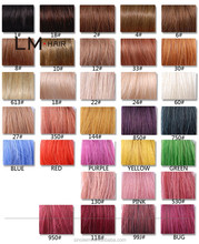 New Arrival Clip In Feather Hair Extensions with Different Colors Factory Price