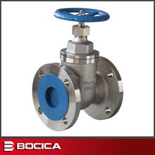 Direct Sale ANSI Cast stem gate valve