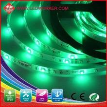 High quality led strip 120 SMD3528/N IP40 12V DC 48W 3528 n b r led strip n rohs from Shenzhen