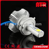 High Power H1 H3 H4 H7 H11 H13 9005 9006 Car LED Headlight Lamp Bulb