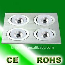 Best value square 4W LED Ceiling Lighting