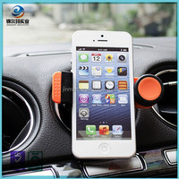 universal portable car air vent cell phone mount holder