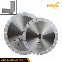 Power Tool Parts Diamond Saw Blade Segmented Granite Cutting Disc for Bridge Edge Cutting Machine