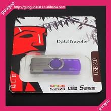 High speed OEM DT100G3 32gb rectangle usb 2.0 flash drive