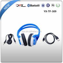 2015 wireless bluetooth headphone supporting TFcard headphone wholesale
