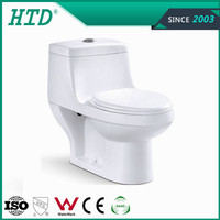 Ceramic Washdown Chaozhou One Piece Toilet ----- HTD-17