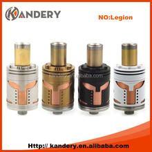 New arrival freakshow mini/ legion rda vaporizer/ legion rda clone with factory price