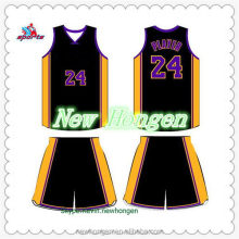 Designer professional sublimated printing basketball short