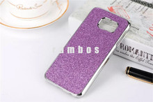 New Chrome Plated Bling Glitter Shiny Plastic Hard Back Cover Phone Cases Accessories for LG G4 F500 H810