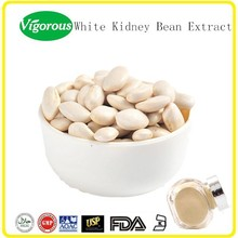 100% pure natural white kidney bean extract/white kidney bean extract powder/price of white kidney beans