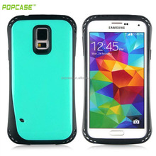 2-in-1 hard case for Samsung S5 phone case waterproof