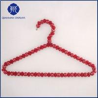 High quality pearl christmas door hanger craft stocking hanger