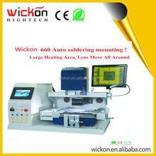 Wickon high auto large PCB board(laptop, xbox), laptop BGA motherboard repair station 660