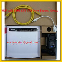 100M LTE CPE HUAWEI B593 Broadband WiFi Router 4 x LAN + 2 x USB