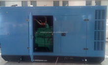 45KVA silent diesel genset for reefer container by Perkins