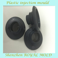 electronics parts plastic injection rubber mold maker